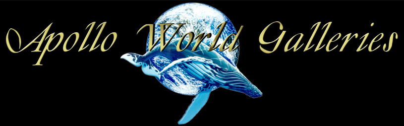 Whale Paintings , dolphin paintings, marine art by Apollo Environmental Artist ©