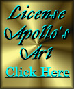 Apollo's Licensed Products, Prints, Posters, Phone Cards, Puzzles, T-Shirts, Beach towels, Note Cards, Mouse Pads, Swich Plates_Pogs