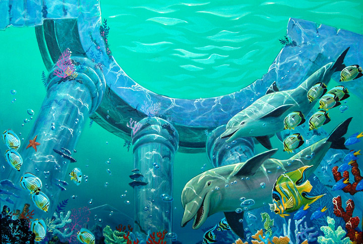 Fantasy Dolphins Pictures 83